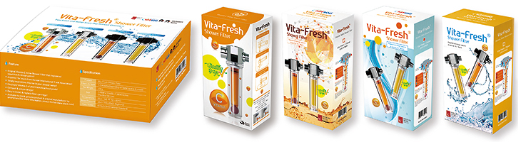 Vita-Fresh Shower Filter